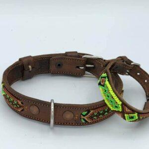 Collare S con braccialetto (26-34cm)